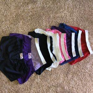 Soffe Cheerleading shorts